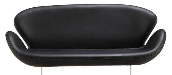 Arne Jacobsens designmøbel ligger højt på Lauritz.coms liste over højeste hammerslag. Foto: designframe.dk